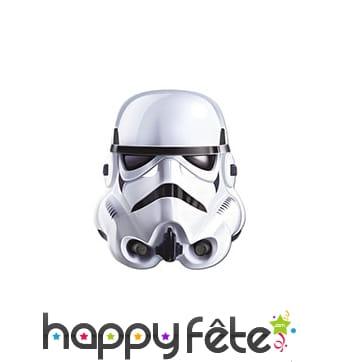 Masque de Stormtrooper en carton