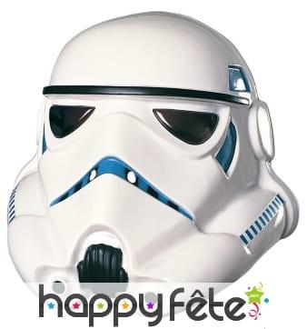 Masque de Stormtrooper facial