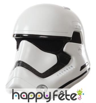 Masque de Stormtrooper Star Wars 7, intégral