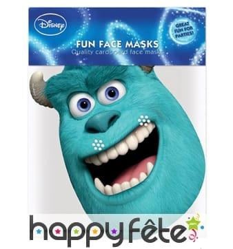 Masque de Sully, Monster Academy