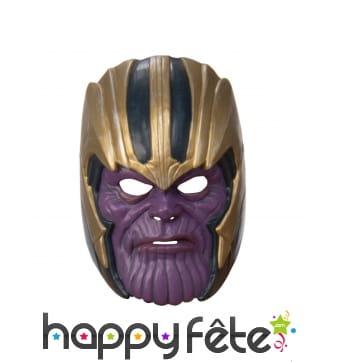 Masque de Thanos pour enfant, Avengers Endgame