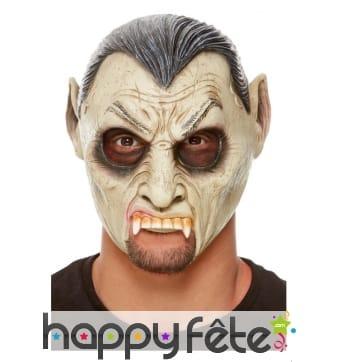 Masque de vampire avec bouche libre, adulte