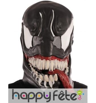 Masque de Venom pour adulte, intégral