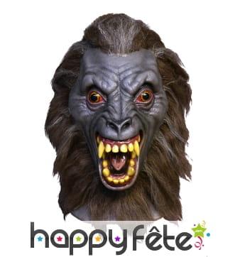 Masque de Werewold, le loup-garou de londres