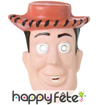 Masque de Woody pour enfant