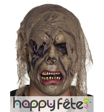 Masque de zombie des mers