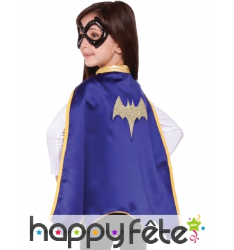 Masque et cape de Batgirl, Super Hero Girls