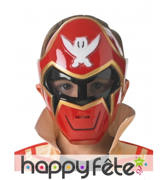 Masque enfant de Power Rangers Super Mega Force