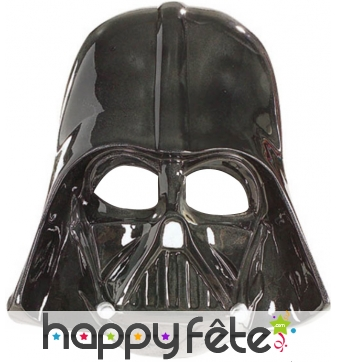 Masque facial de Dark Vador pour enfant