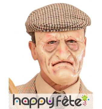 Masque facial de papy