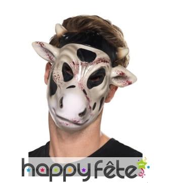 Masque facial de vache tueuse