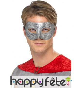 Masque guerrier intrépide