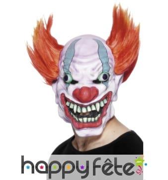 Masque horreur clown