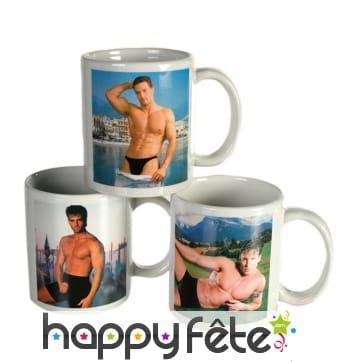 Mug homme sexy