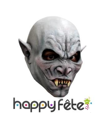 Masque intégral de monstre vampire pour adulte