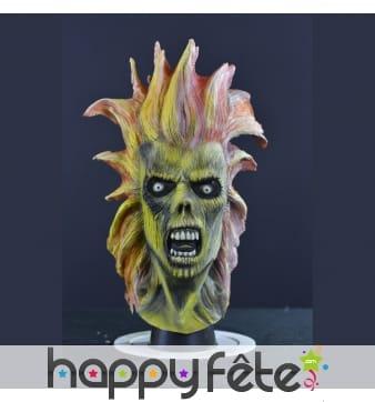 Masque Iron Maiden Eddie, latex
