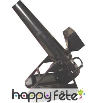 Machine lance confettis chargement manuel