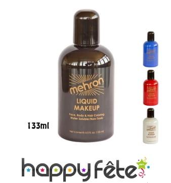 Maquillage liquide de 133ml, Mehron