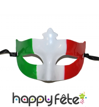 Masque loup Italie