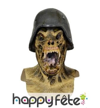 Masque nazi mutant, le loup garou de Londres