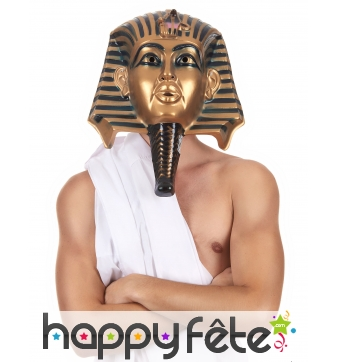 Masque or de pharaon pour adulte