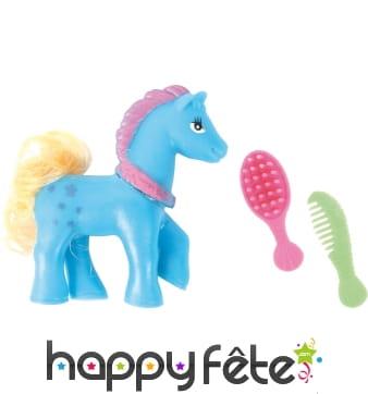 Mini poney a coiffer