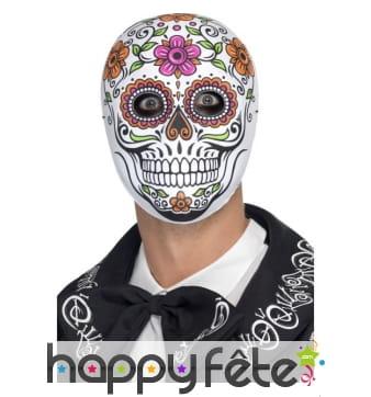 Masque pour le jour des morts