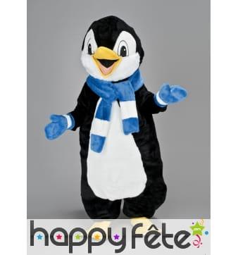 Mascotte pingouin (Pingu)