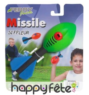 Missile siffleur