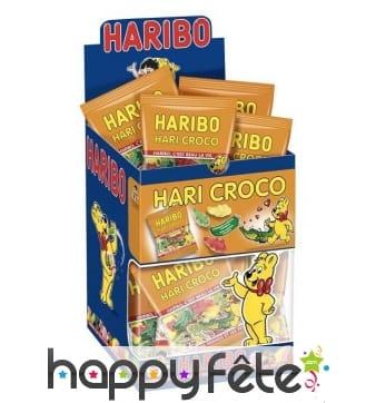 Mini sachet de bonbons croco, Haribo