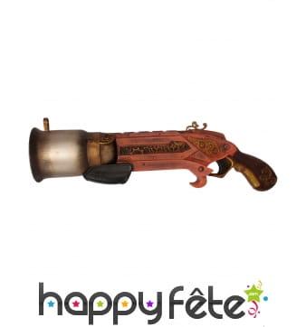 Mousquet Steampunk de 32cm