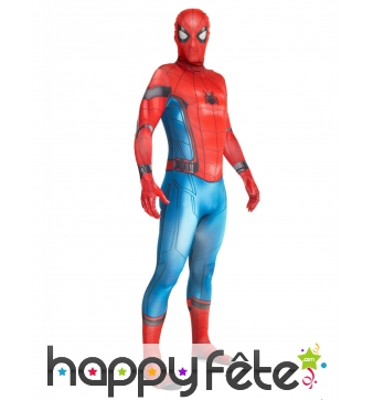 Morphsuit Spiderman Homecoming pour adulte