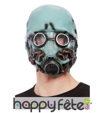 Masque Tchernobyl intégral pour adulte en latex