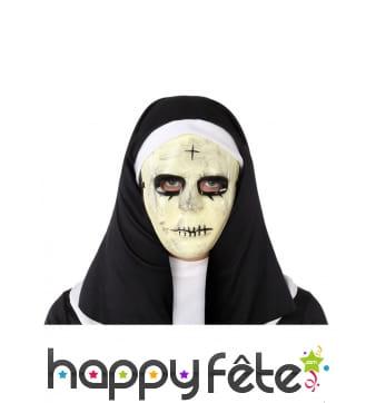 Masque The Nun pour adulte