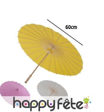 Ombrelles style japonais 60cm