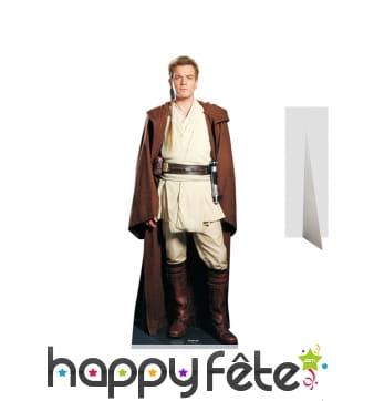Obi Wan Kenobi taille réelle en carton