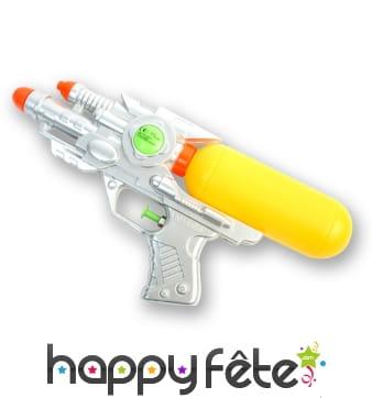 Pistolet à eau au design futuriste, 26cm