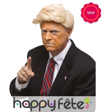 Perruque blonde de Donald
