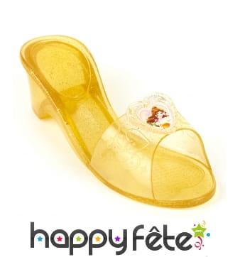 Pantoufles Belle pour enfant