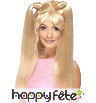 Perruque baby spice girl