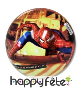 Petite balle Spiderman, 14cm