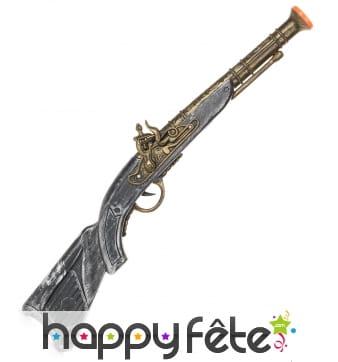Pistolet carabine de pirate pour enfant