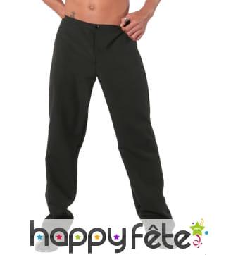 Pantalon classique noir