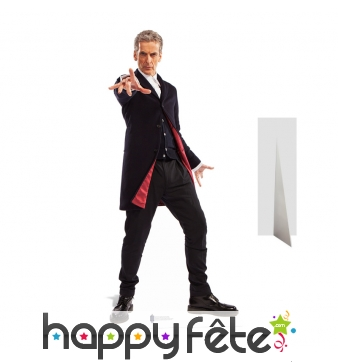 Peter capaldi taille réelle, Doctor Who
