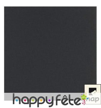 Paquet de 12 serviettes celisoft noir ebene