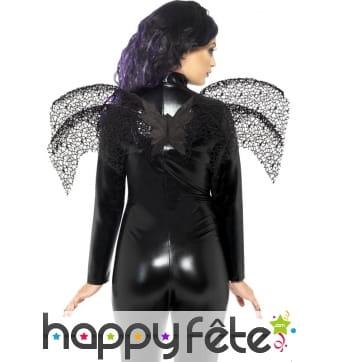 Paire d'ailes gothique