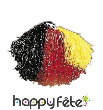 Pompon drapeau Allemand
