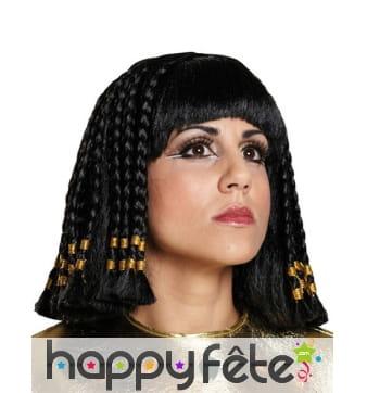 Perruque de Cléopâtre, réplique