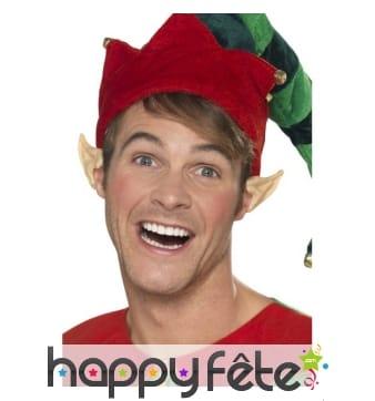 Paire de Demi oreilles d'elf