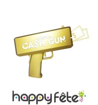 Pistolet distributeur de billets Cash Gun